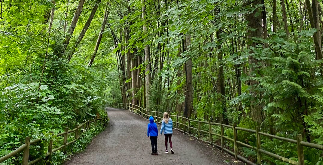 Family-friendly North Shore hikes to do while keeping a social distance