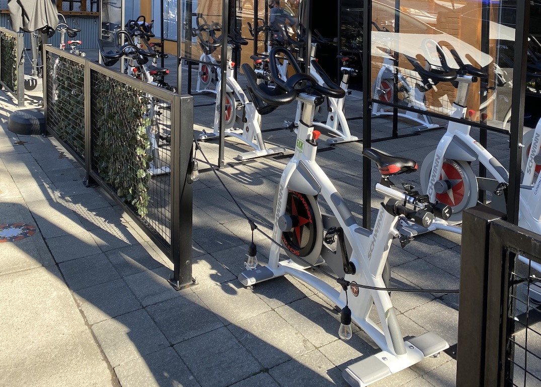 Toronto fitness studios currently offering outdoor classes