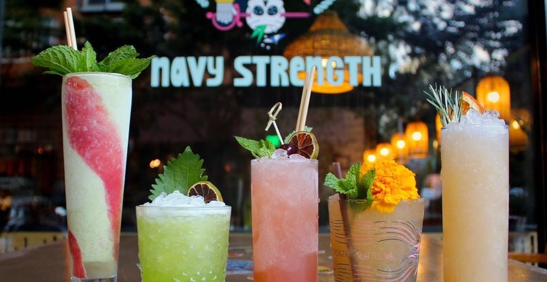 What to eat in and around Seattle today: Navy Strength