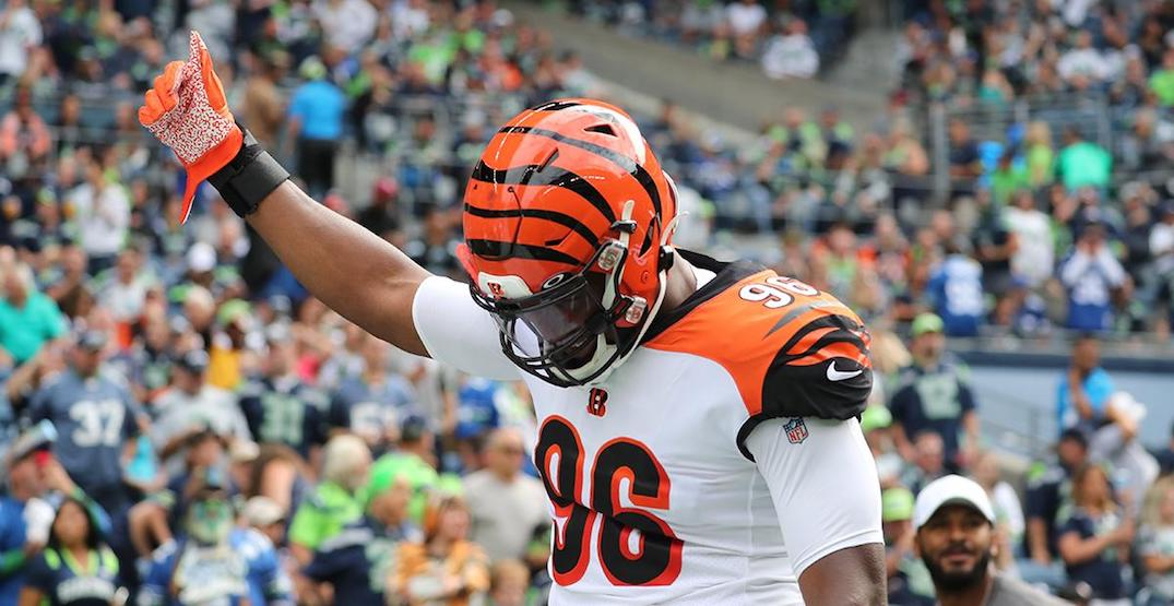 Seahawks add pass-rusher Dunlap in trade with Bengals: report