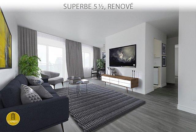 Montreal rent