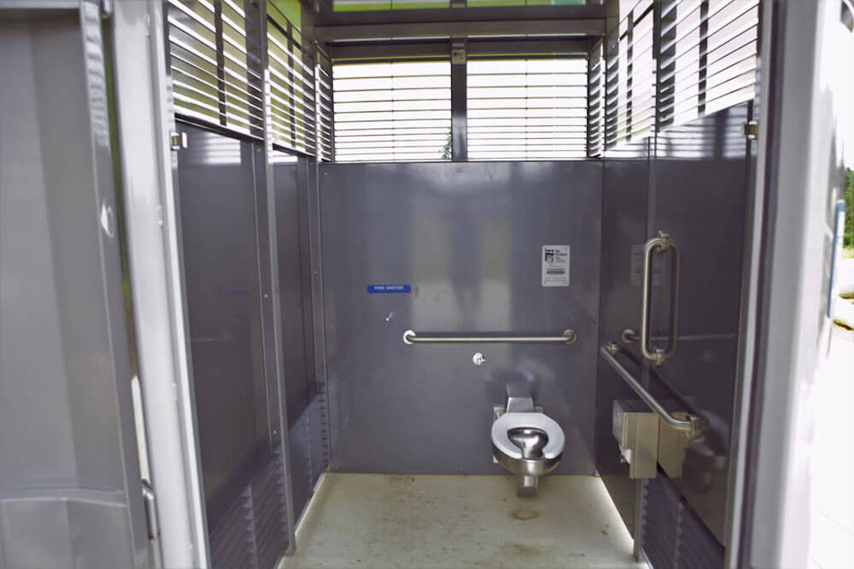 portland loo public washroom