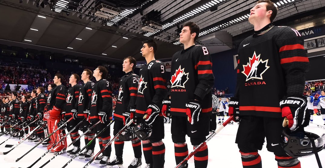 Team Canada picks 46 players for World Juniors selection camp
