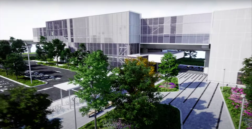 Here's what the inside of an REM light-rail station will look like (VIDEO)