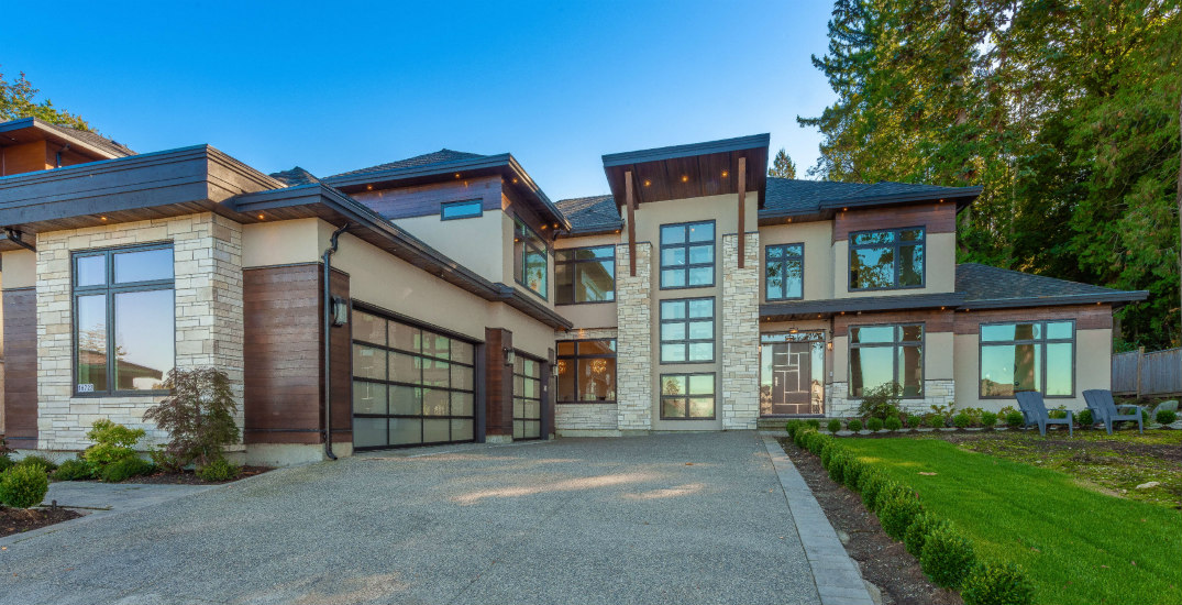 Latest $3.1M lottery home prize has a movie room and a glass elevator (PHOTOS)