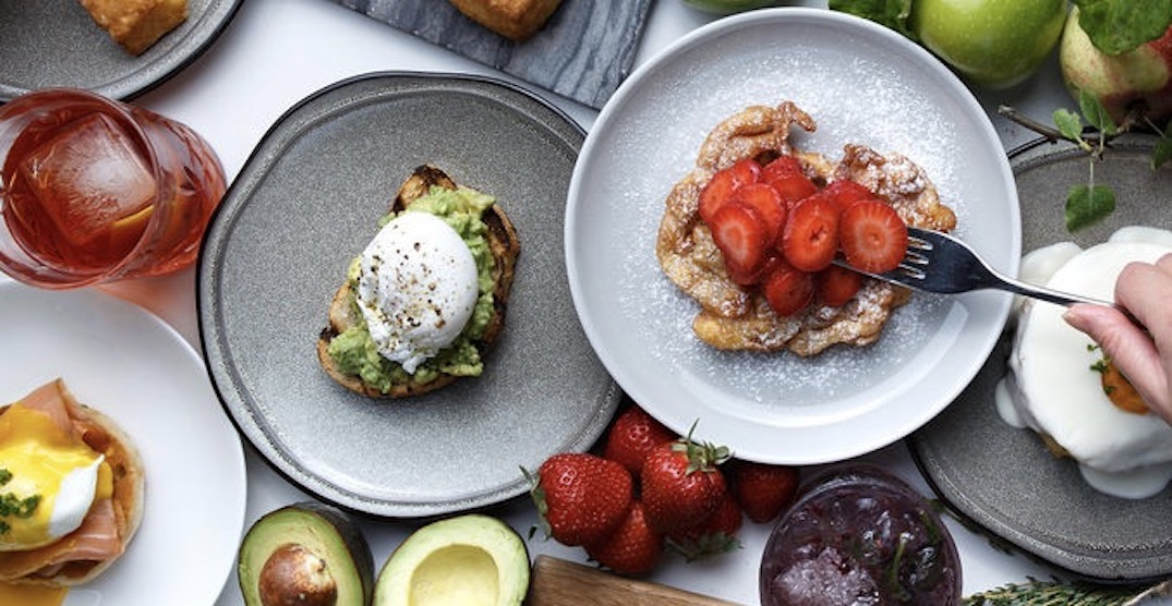 ARC Restaurant at Fairmont Waterfront launches new bottomless brunch service