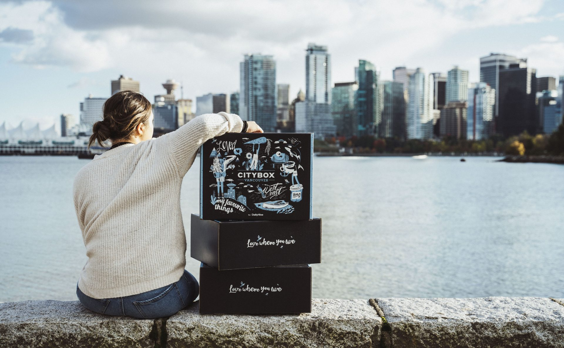 Curated by Daily Hive, the City Box has arrived