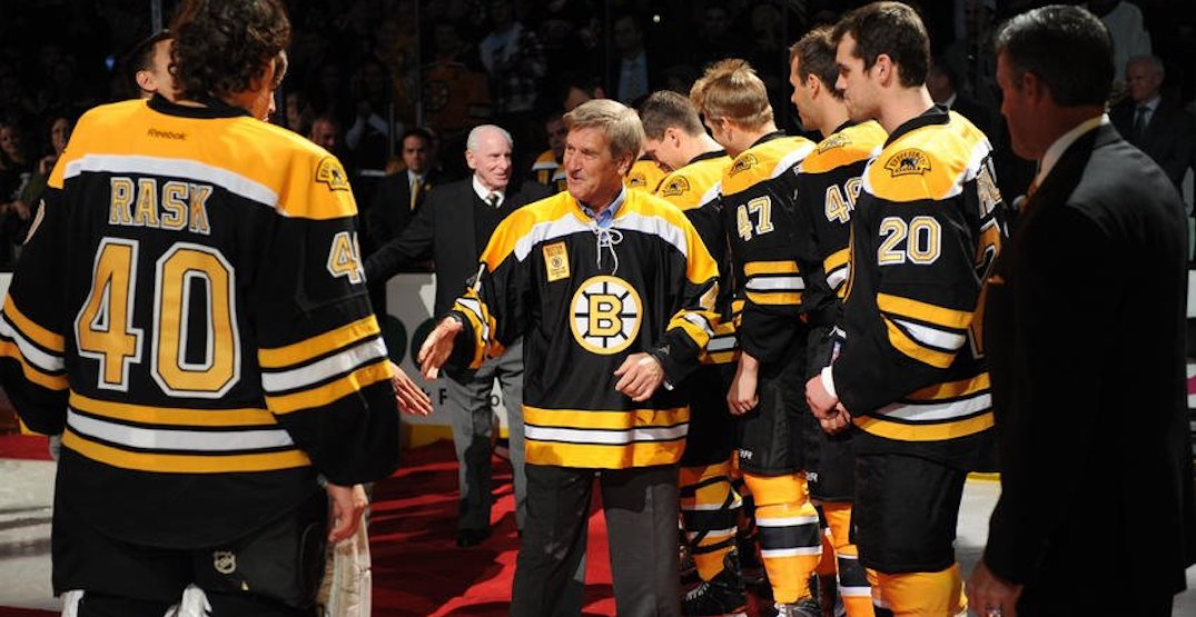 Bobby Orr endorses Donald Trump in full-page newspaper ad