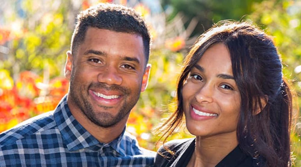 Russell Wilson and Ciara to open a high school next year