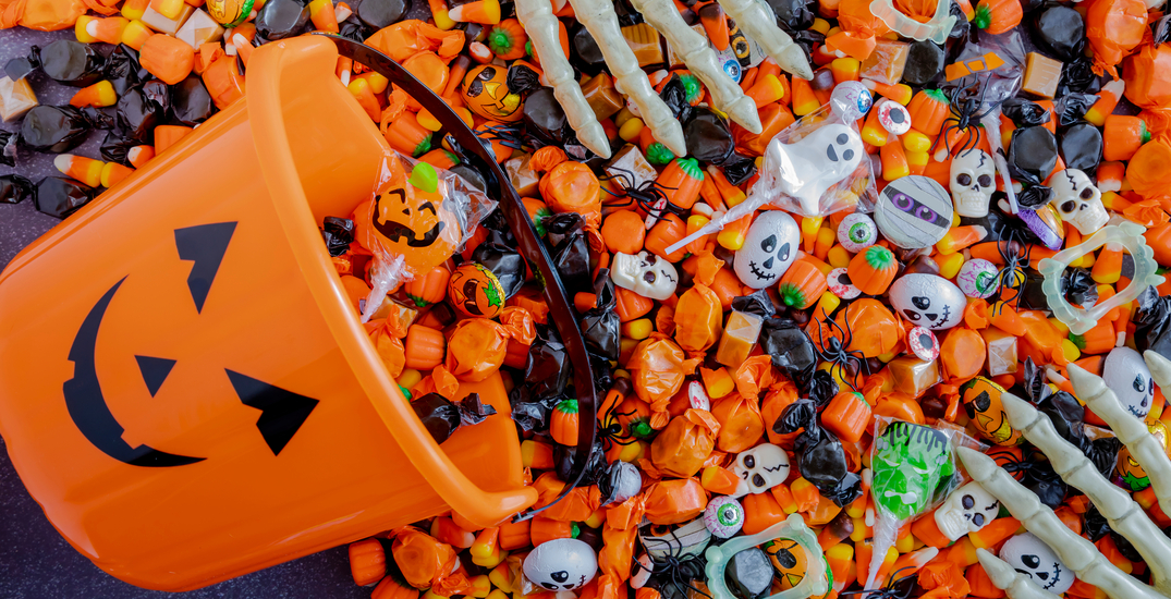 Seattle has a favorite Halloween Candy (and it's not candy corn)