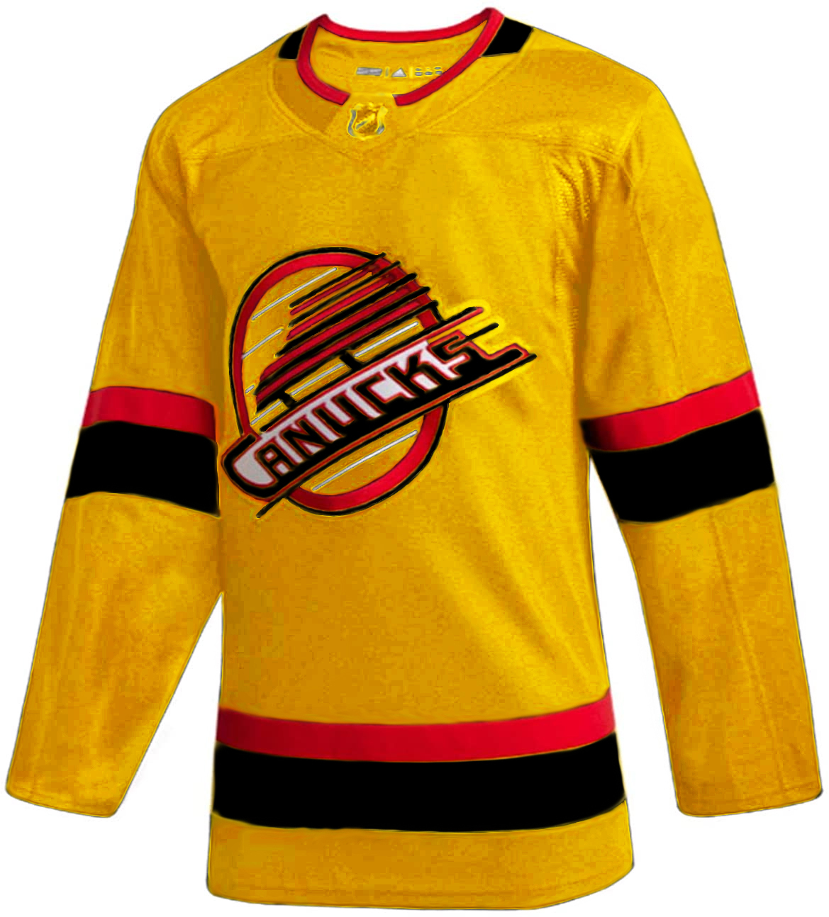 Canucks-Yellow
