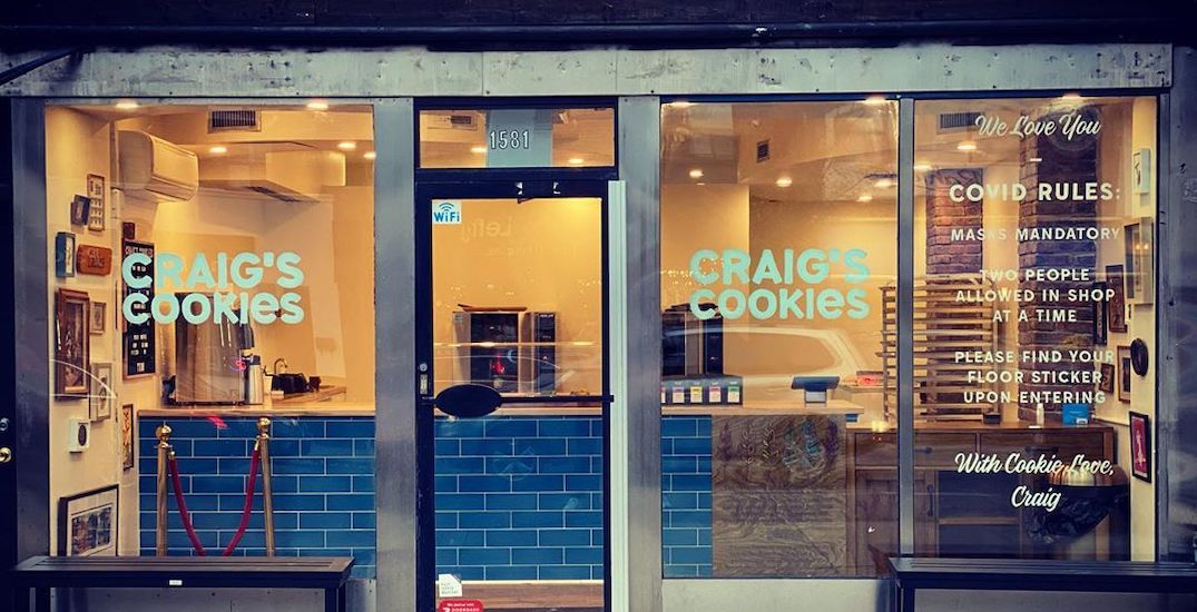 One of Toronto's most popular cookie shops just opened a new location