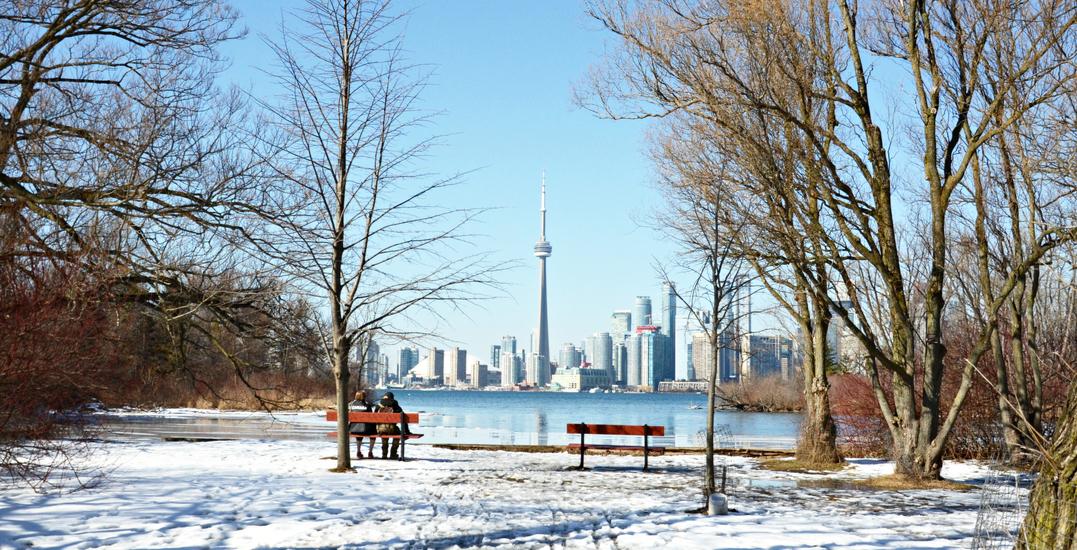 This is what Toronto's first snowfall looked like (PHOTOS)