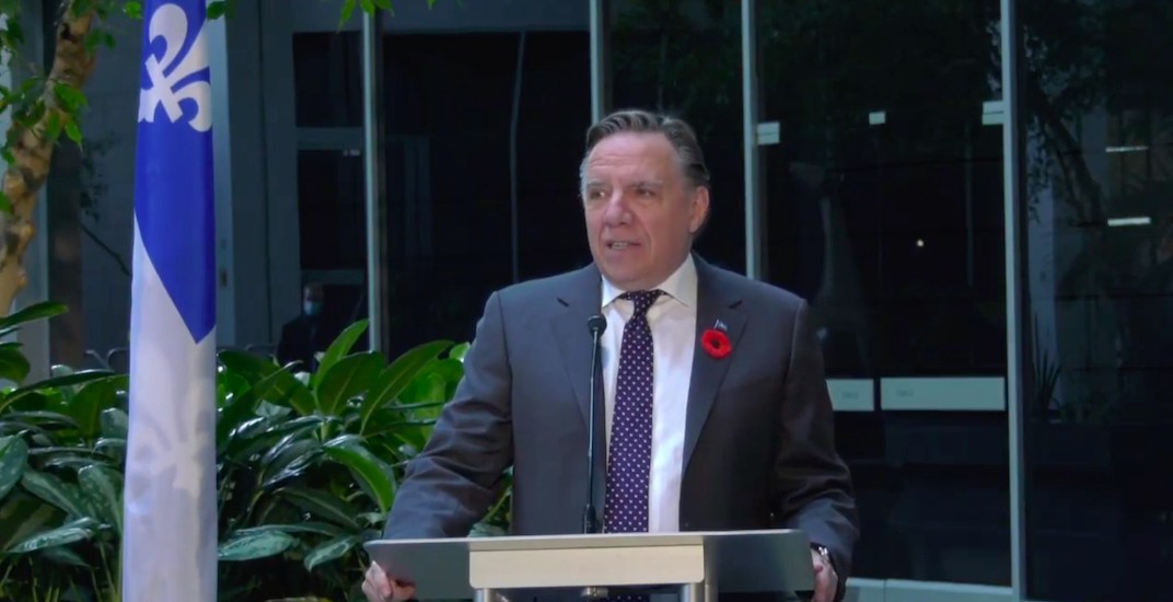 Quebec can't avoid all tragedies and acts of violence: François Legault
