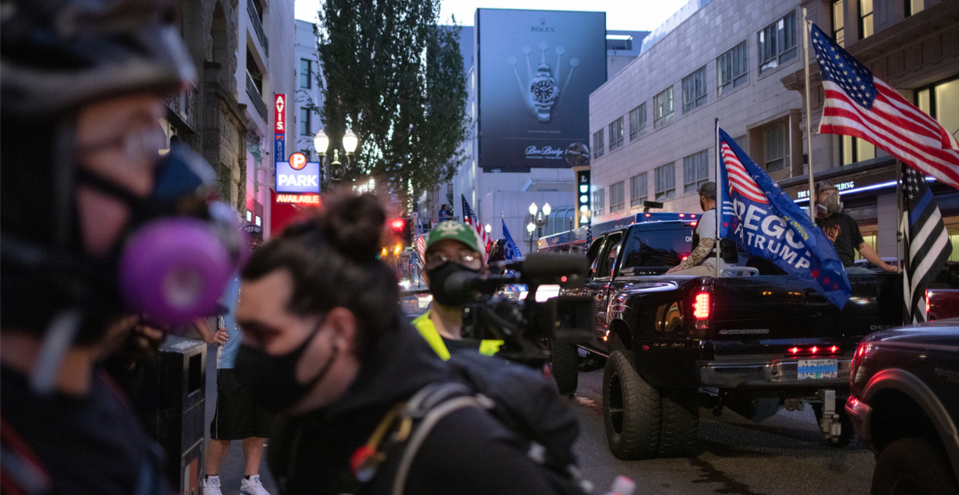 Oregon ramps up police resources ahead of presidential election