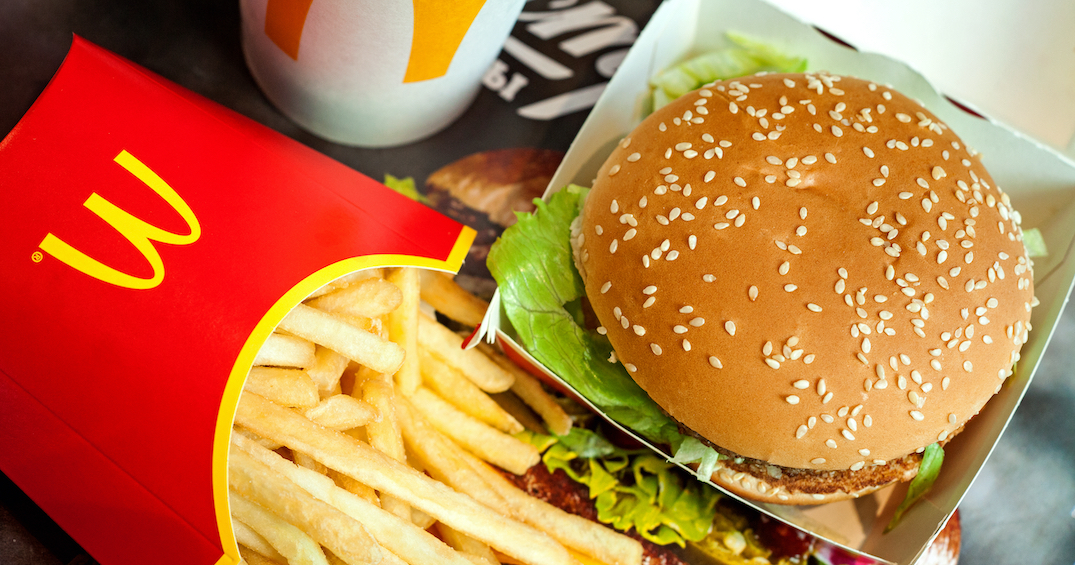 McDonald's is offering a FREE fry deal across Canada all weekend