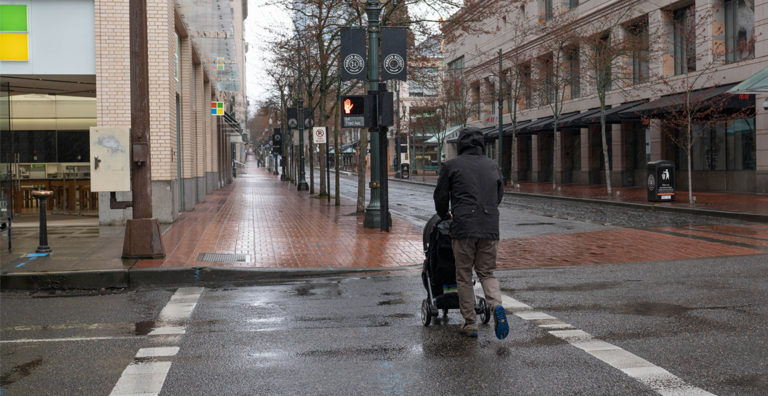 Portland forecast for the week ahead calls for five days of rain