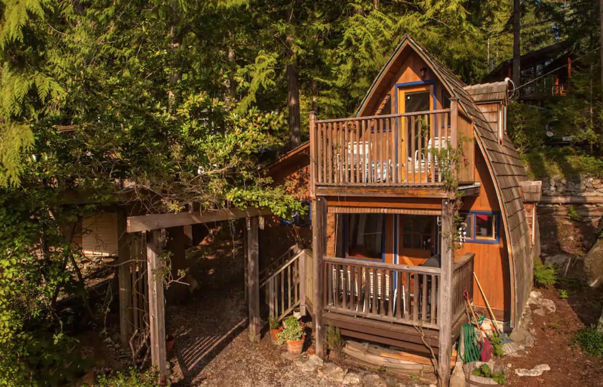 bc cabins