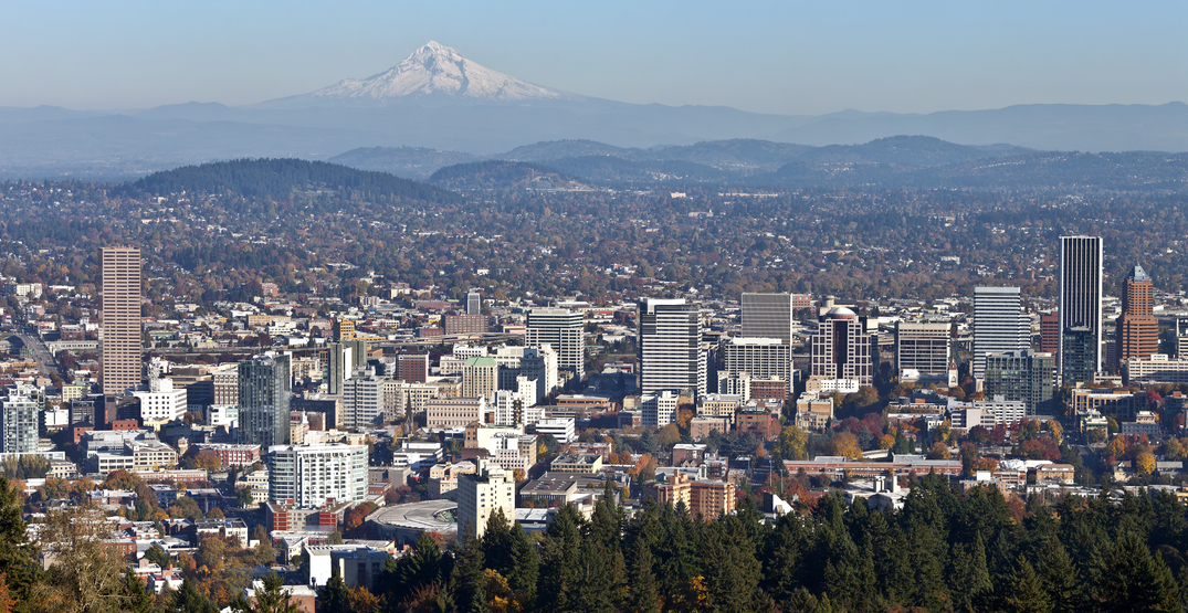 Portland ranked second-best city in the world for a carless lifestyle