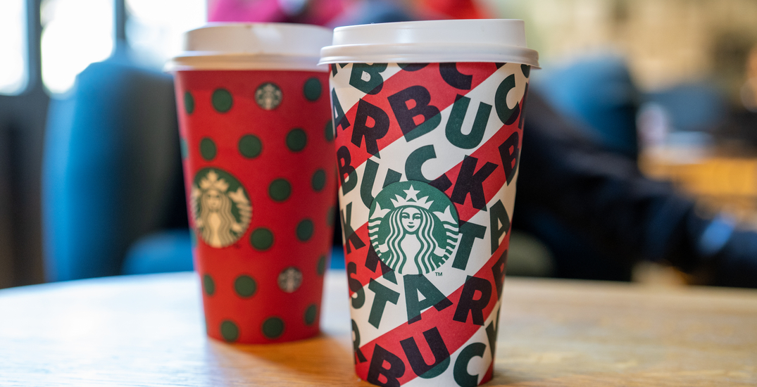 Starbucks confirms its holiday menu is rolling out this week