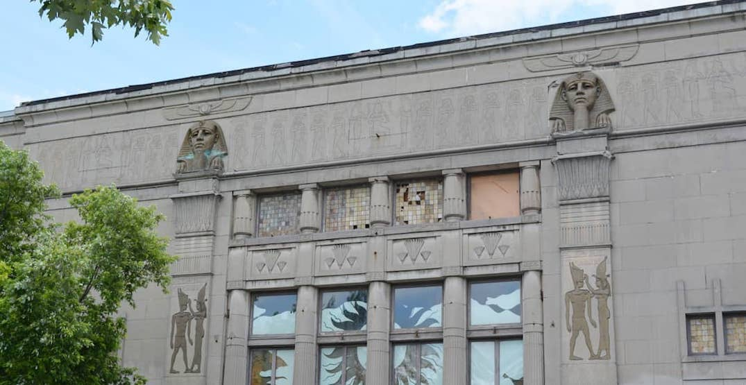 Montrealers can vote on the fate of NDG's abandoned Empress Theatre