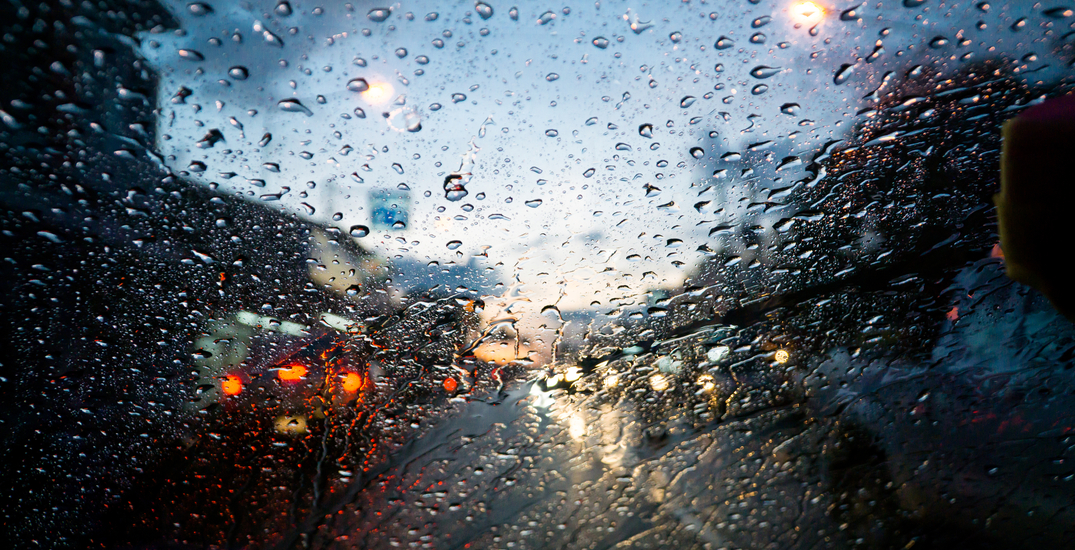 Rainfall warning remains in effect for Metro Vancouver