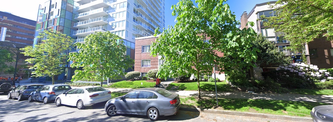 1116 Pendrell Street Vancouver