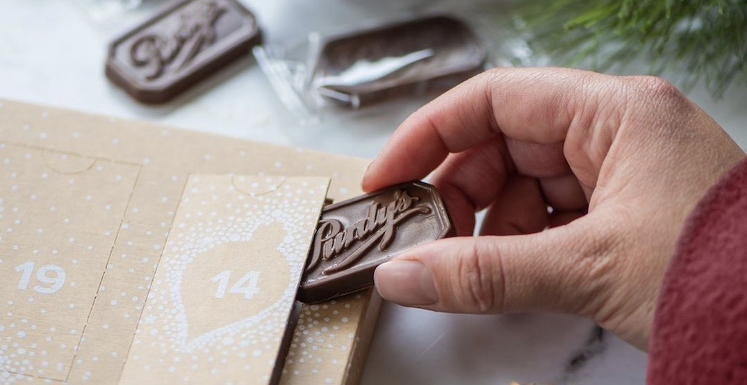 Best advent calendars you can eat in Canada 2020