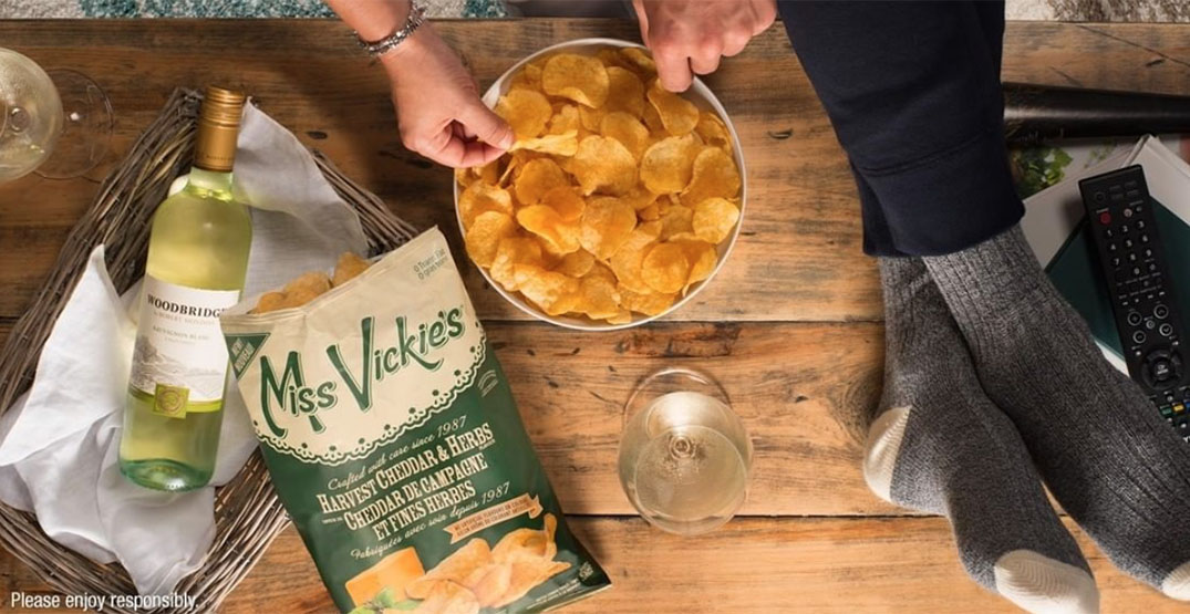 Miss Vickie's chips recalled over pieces of glass in bags