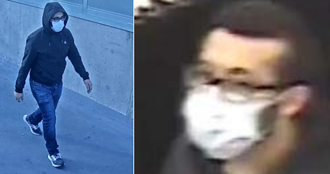 Man wanted by police for allegedly filming up woman's skirt in Mississauga Mall