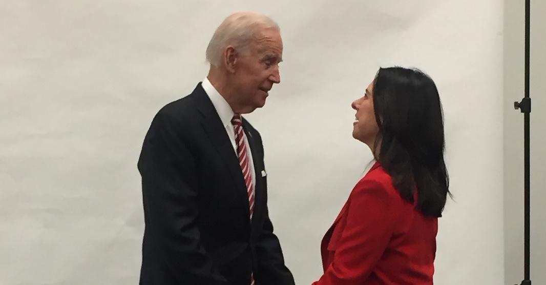 Valérie Plante receives backlash for tweet endorsing Biden and Harris