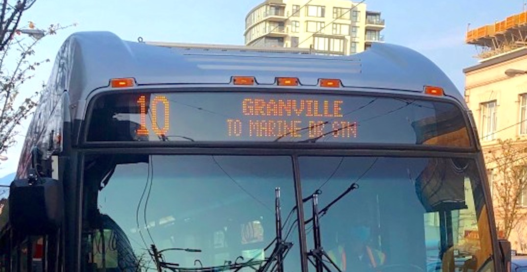 TransLink considering updating bus signs with helpful destination detail