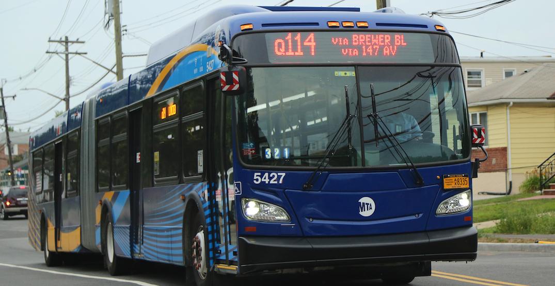 new york city mta bus