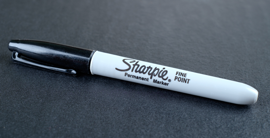 Several conspiracy theorists are blaming Sharpies for Biden's Arizona win