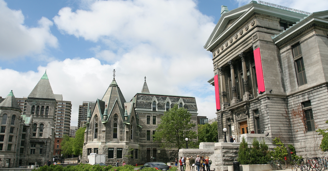 McGill ranks as one of Canada's most reputable universities