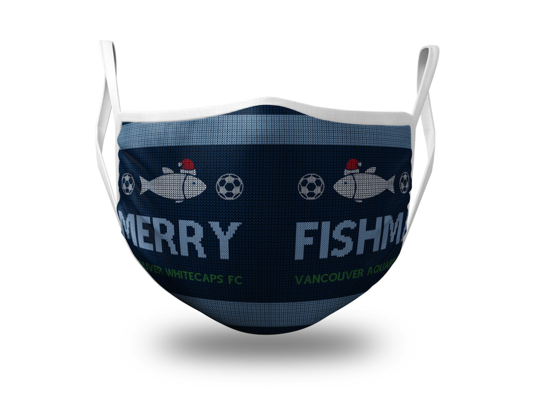whitecaps aquarium mask