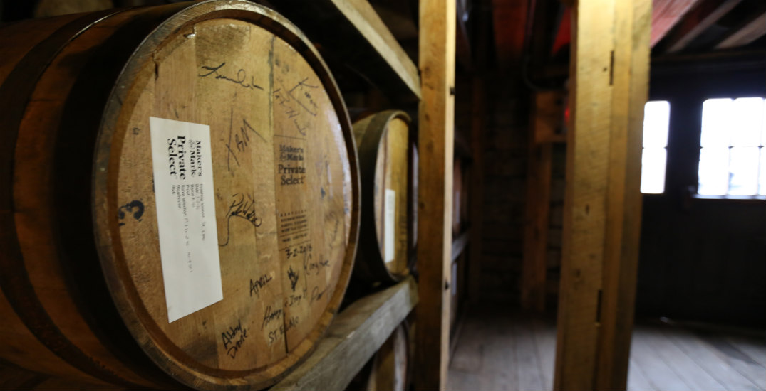 How this famous distiller crafts its small-batch bourbon whiskey