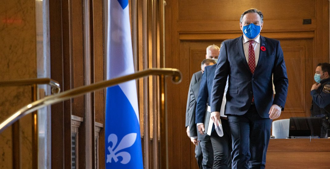 Quebec economy will continue to prosper with US, regardless of elected president: Legault
