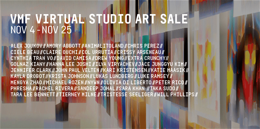 Vancouver Mural Festival Virtual Art Sale