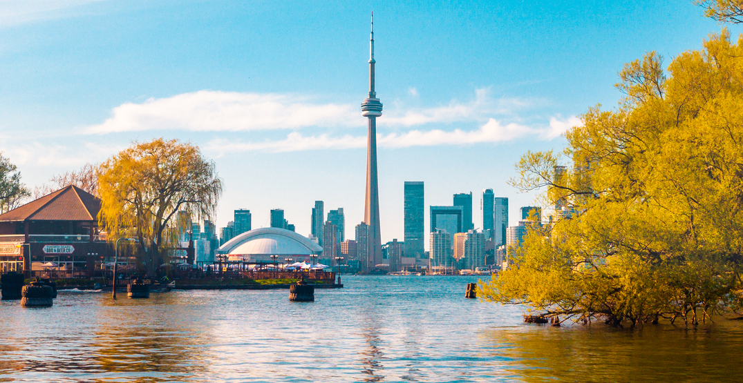 Toronto broke a 45-year-old temperature record today