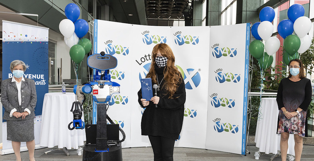 First-time lottery player in Quebec wins Lotto-Max's $70M jackpot