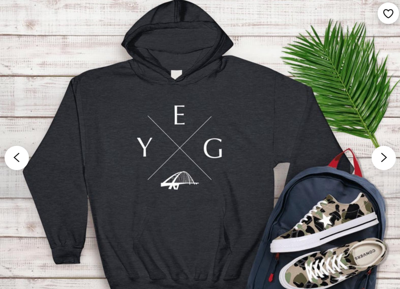 YEG sweater