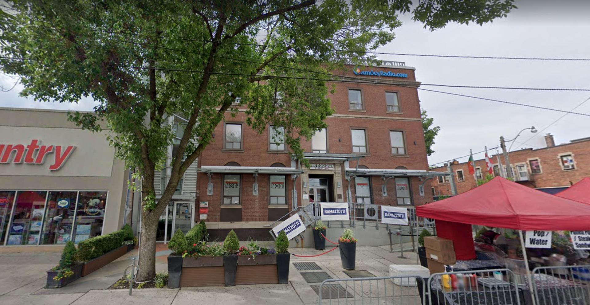 Toronto's Mod Club Theatre closes its doors for good