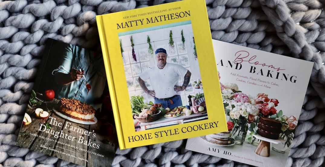 6 Canadian cookbooks perfect for holiday gift giving