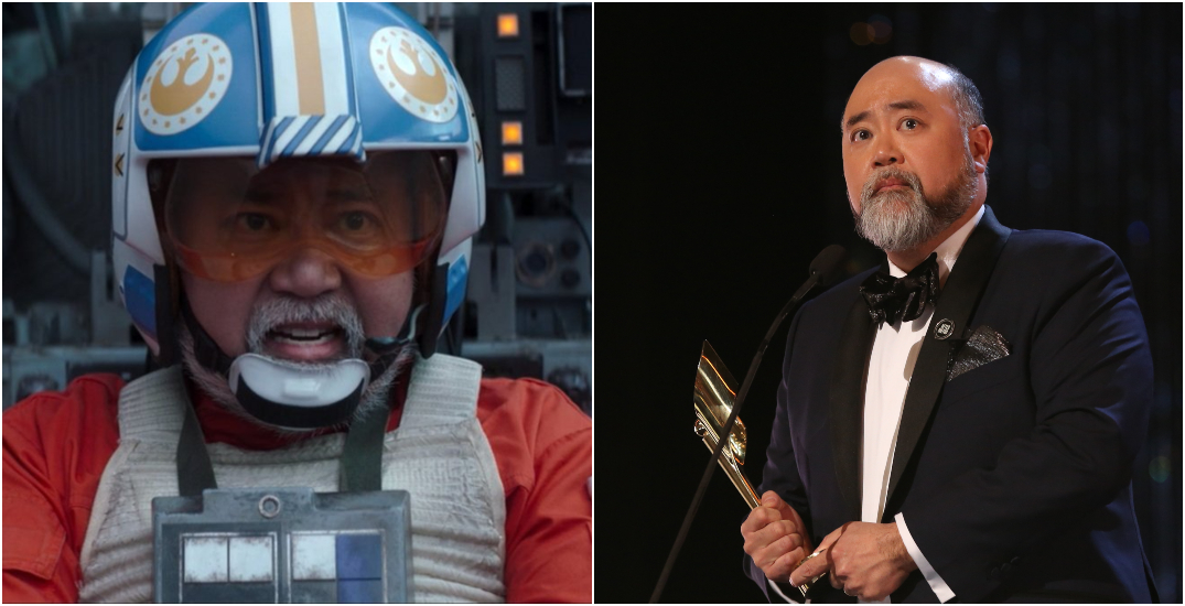 """""""Kim's Convenience"""" star surprises fans with role in """"The Mandalorian"""""""