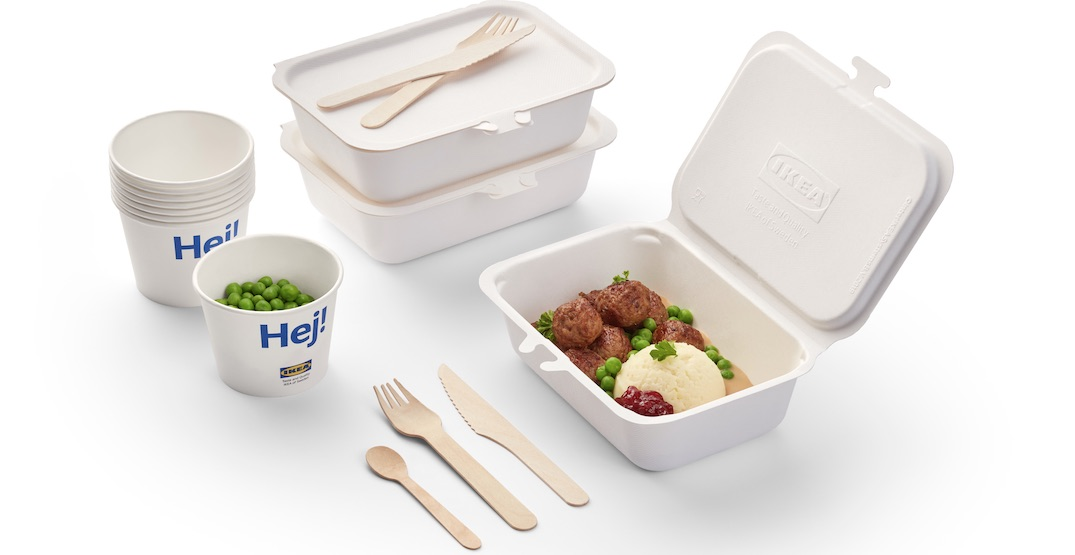 IKEA launches takeout options at locations across Canada