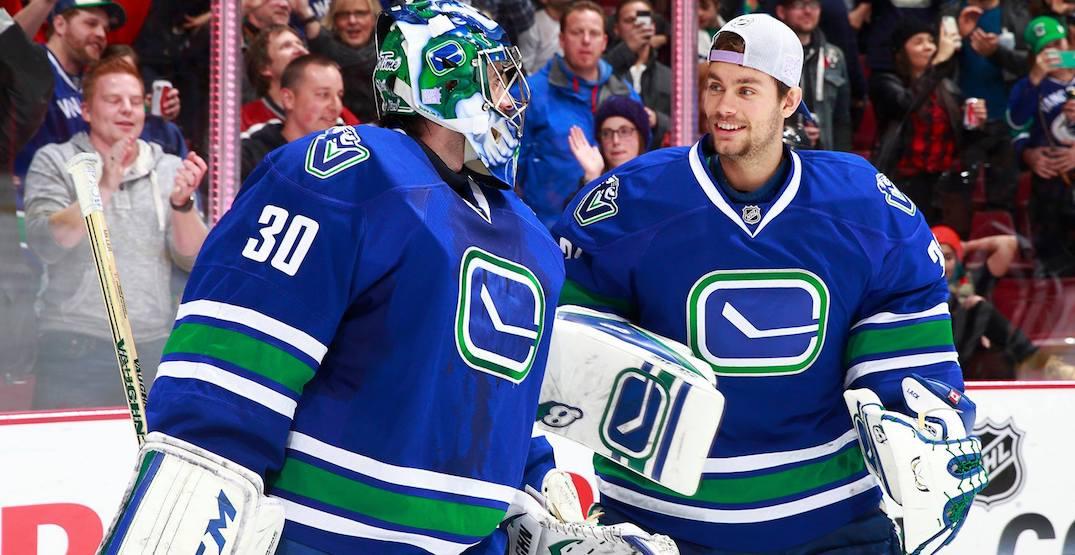 11 best backup goalies in Vancouver Canucks history