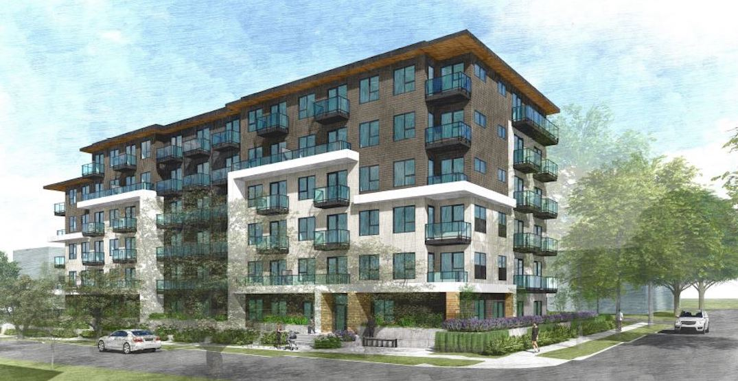 100 social housing units proposed near Arthur Laing Bridge in South Vancouver