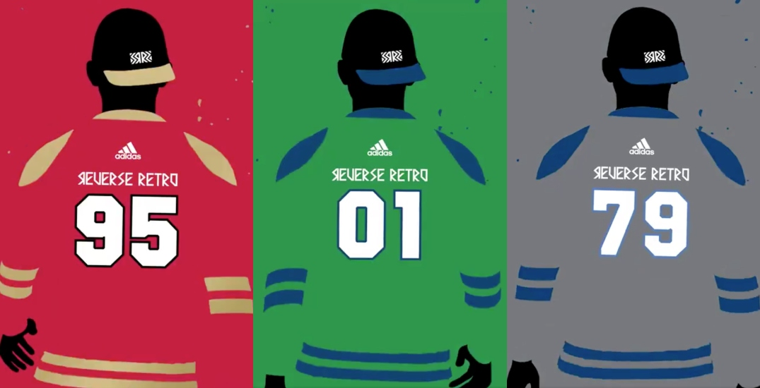 "NHL unveiling ""reverse retro"" jerseys for all 31 teams next week"