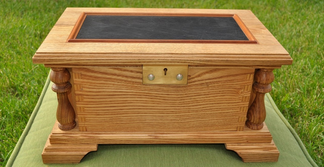 CPS asking public's help in locating a stolen box of ashes